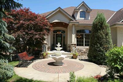 Burnsville Single Family Home For Sale: 1291 Spring Green Lane