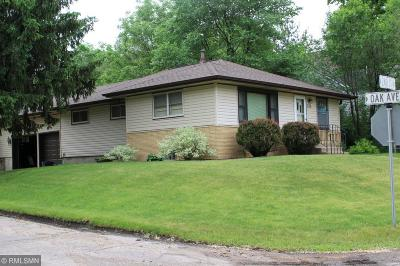 Delano Single Family Home For Sale: 328 2nd Street N