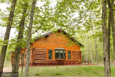 Brainerd Single Family Home For Sale: 17377 Paradise Shores Road