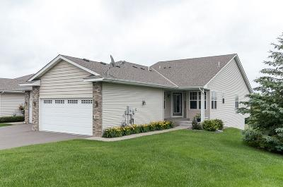 Anoka County, Carver County, Chisago County, Dakota County, Hennepin County, Ramsey County, Sherburne County, Washington County, Wright County Condo/Townhouse For Sale: 16181 70th Avenue N