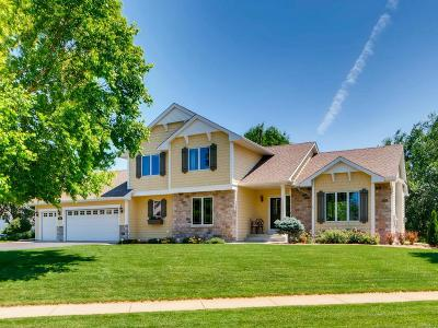 Chanhassen Single Family Home Contingent: 7601 Walnut Curve