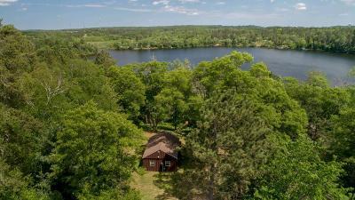 Pequot Lakes Single Family Home For Sale: 31436 Lakeside Avenue