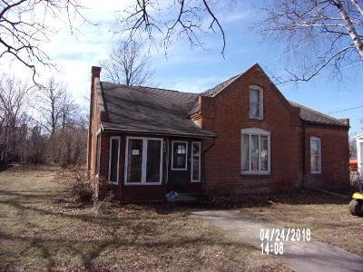 Single Family Home For Sale: 115 Cedar Street S