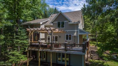 Breezy Point, Crosslake Single Family Home For Sale: 38325 County Road 3