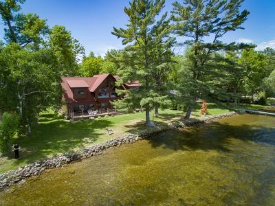 Brainerd, Nisswa, Baxter Single Family Home For Sale: 21828 Tall Timbers Trail