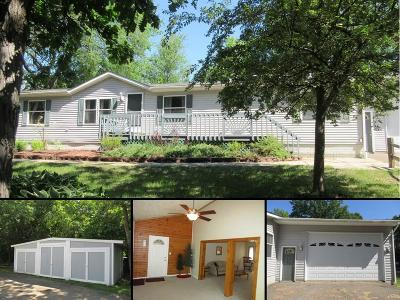 Sherburne County Single Family Home For Sale: 17270 Us Highway 10 NW