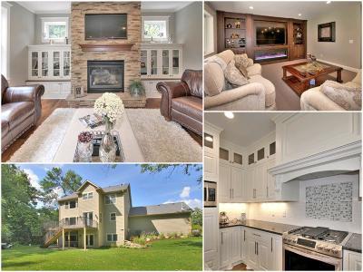 Minnetonka Single Family Home For Sale: 13797 Knollway Drive S