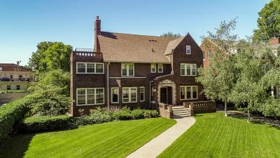 Saint Paul Single Family Home For Sale: 818 Summit Avenue
