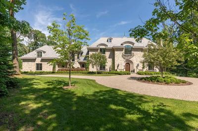 North Oaks Single Family Home For Sale: 4 Catbird Circle