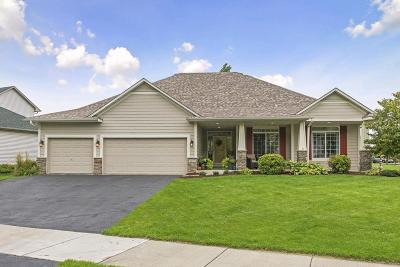 Eden Prairie, Chanhassen, Chaska, Carver Single Family Home For Sale: 1472 Sophia Drive