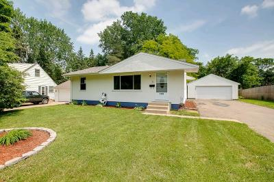 Inver Grove Heights Single Family Home Contingent: 7170 Clay Avenue
