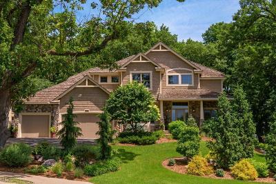 Eden Prairie Single Family Home For Sale: 11466 Landing Road