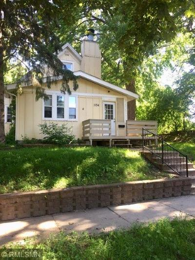 Saint Paul MN Single Family Home For Sale: $139,900