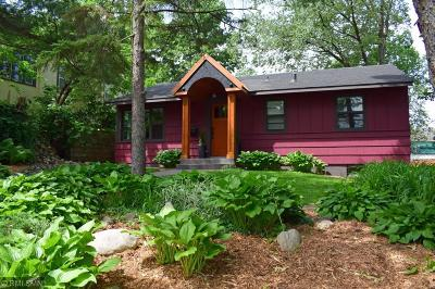 Single Family Home For Sale: 4506 Ewing Avenue S