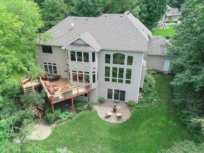 Medina Single Family Home For Sale: 4435 Shorewood Trail