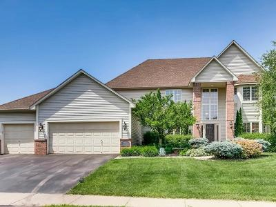 Eden Prairie Single Family Home For Sale: 9612 Jonathan Lane
