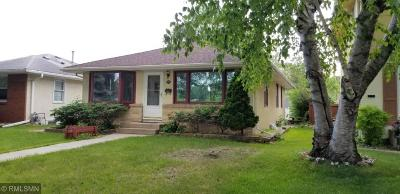 Hennepin County Single Family Home For Sale: 5716 Russell Avenue S