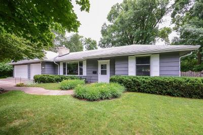 Single Family Home For Sale: 4515 Chatelain Terrace