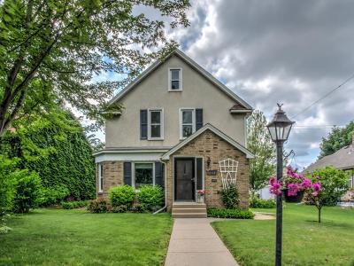 Minneapolis Single Family Home For Sale: 4920 Zenith Avenue S