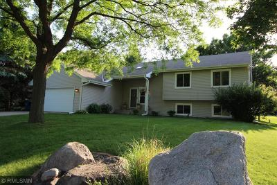 Eagan Single Family Home Contingent: 3845 Gibraltar Trail
