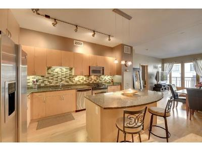 Condo/Townhouse For Sale: 401 N 2nd Street #119