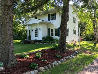 Aitkin Single Family Home For Sale: 35 4th Avenue SE