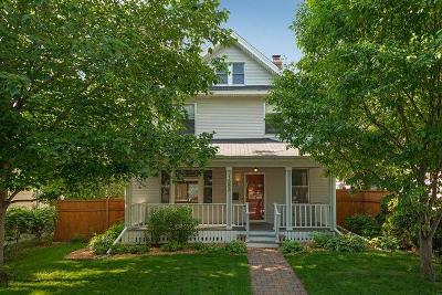 Saint Paul Single Family Home For Sale: 1583 Berkeley Avenue