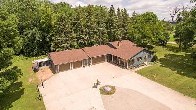 McLeod County Single Family Home For Sale: 8743 Unit Avenue
