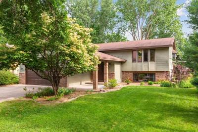 Coon Rapids Single Family Home For Sale: 1682 132nd Avenue NW