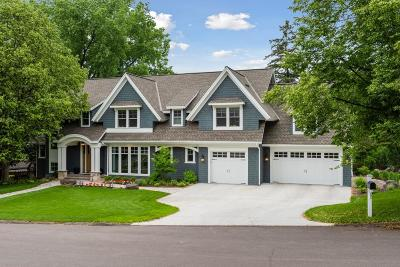 Edina Single Family Home Sold: 5120 Skyline Drive