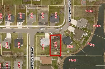 Blaine Residential Lots & Land For Sale: 2122 118th Lane NE