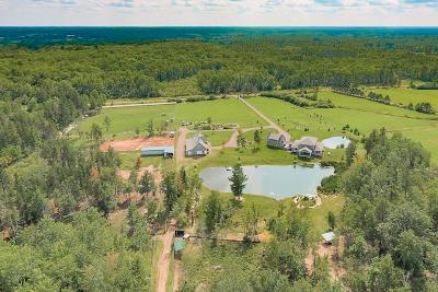 Askov Farm For Sale: 33565-A Jackson Road