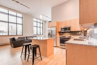 Condo/Townhouse For Sale: 1120 S 2nd Street #107