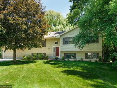 Minnetonka Single Family Home For Sale: 5321 Tracy Lynn Terrace