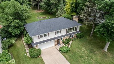 Edina Single Family Home For Sale: 5136 Meadow Ridge