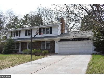 Roseville Single Family Home For Sale: 2435 Virginia Circle