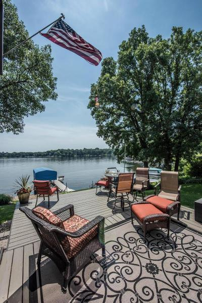 Prior Lake Single Family Home For Sale: 3175 Linden Circle Circle NW