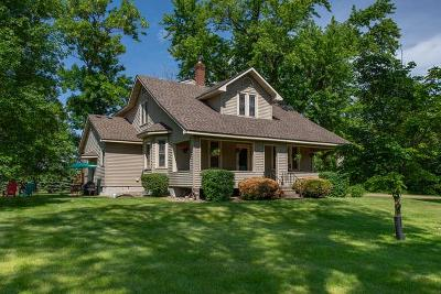 Carver County Single Family Home For Sale: 251 Mound Street W