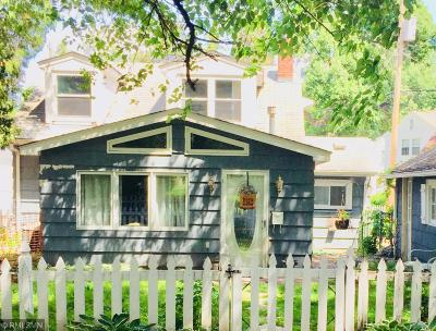Single Family Home For Sale: 1512 E 56th Street