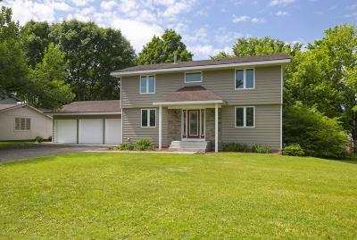 Eden Prairie, Chanhassen, Chaska, Carver Single Family Home For Sale: 7975 Island Road