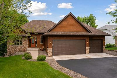 Isanti Single Family Home For Sale: 27113 Bayshore Drive