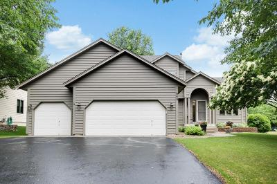 Eagan Single Family Home For Sale: 989 Coneflower Court