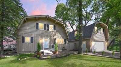 Pequot Lakes Single Family Home For Sale: 7352 Old Whiskey Road