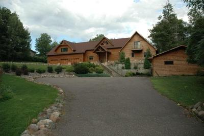 Nisswa MN Single Family Home For Sale: $950,000