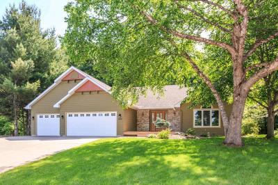 Mahtomedi Single Family Home For Sale: 454 Hidden Oaks Court