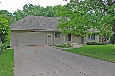 Edina Single Family Home For Sale: 5416 Grove Street