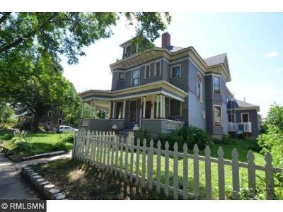Saint Paul Single Family Home For Sale: 1464 Minnehaha Avenue W