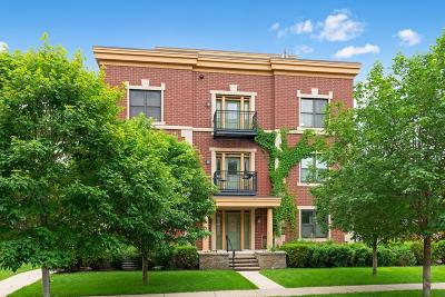 Saint Paul Condo/Townhouse For Sale: 625 Dayton Avenue #10