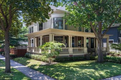 Saint Paul Single Family Home For Sale: 802 Fairmount Avenue