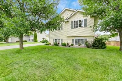 Waconia Single Family Home Contingent: 1263 Parkside Lane